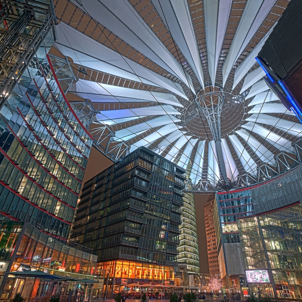 Sony Center Panorama Berlin