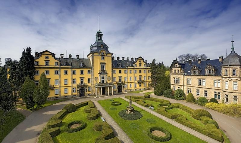 Schloss Bückeburg Panorama