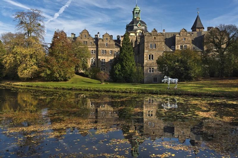 Schloss Bückeburg Herbst