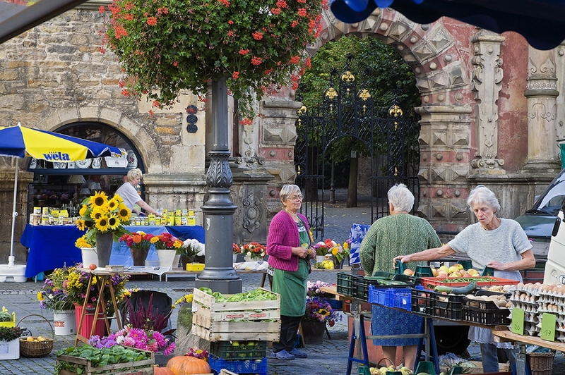 Markt Bückeburg