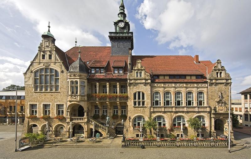 Rathaus Bückeburg