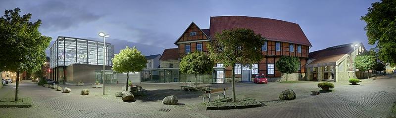 Hubschraubermuseum Bückeburg Panorama