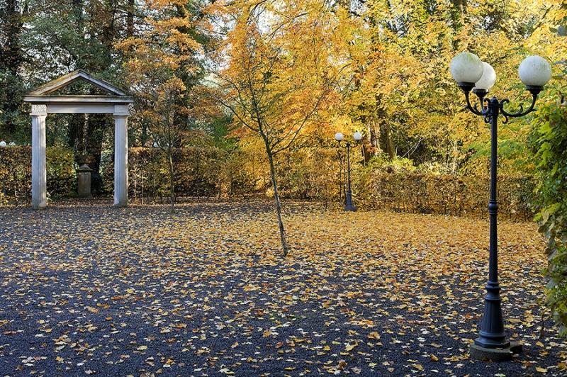 Herbst im Schlosspark Bückeburg