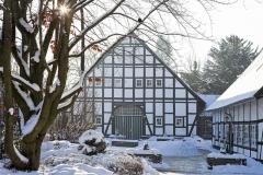 Landfrauenschule Bückeburg Winter