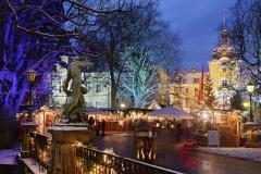 Weihnachtszauber Schloss Bückeburg