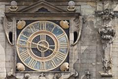 Uhr Stadtkirche Bückeburg