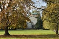 Mausoleum Bückeburg Herbst