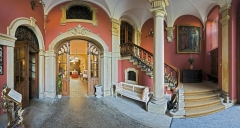 Schloss Bückeburg Eingangsbereich