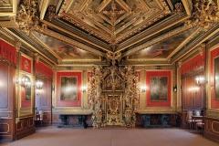 Goldener Saal Schloss Bückeburg