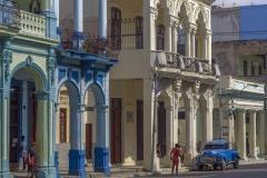 Cuba Landschaft Architektur