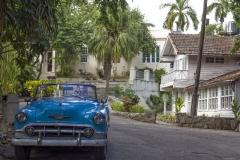5400Sa-Wohnhaus-Ernest-Hemmingway-Havanna-Cuba-mit-Oldtimer1