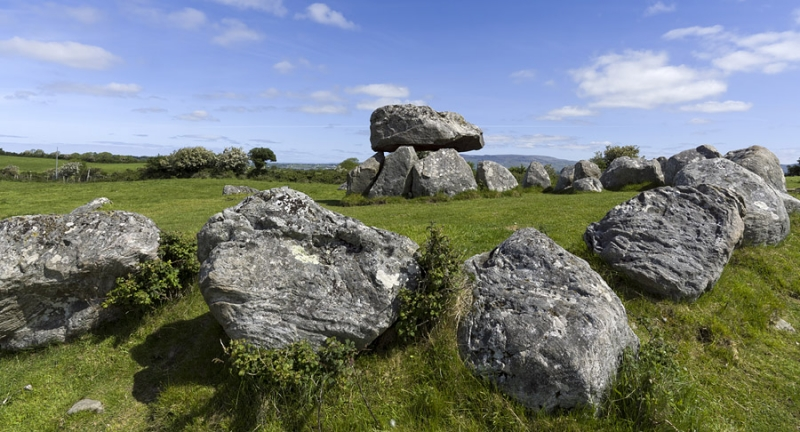 3146Sa Carrowmore Megalithic Cemetery Irland