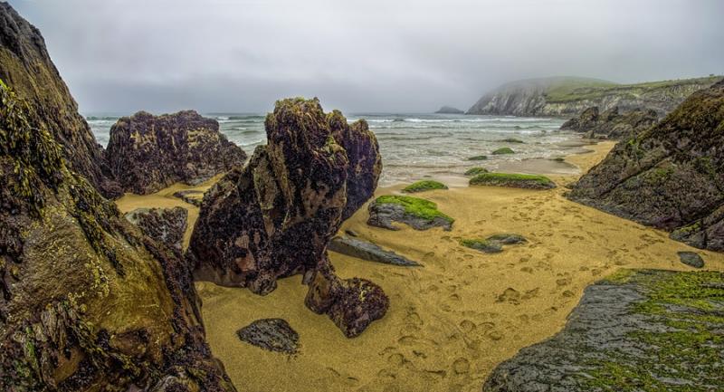 3436Sa Strand Irland bei Dingle