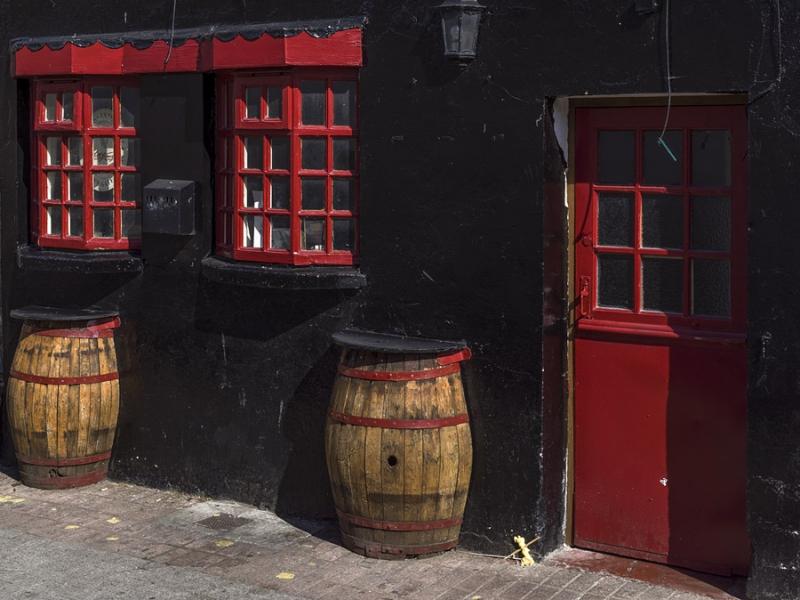 3514Sa Streetfoto Irland