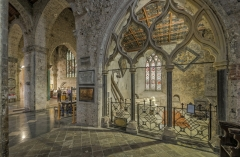 2264P St Mary s Kathedrale 1168 Lemerick Innen