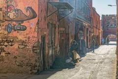 0751R-Marrakesch-Medina-Street