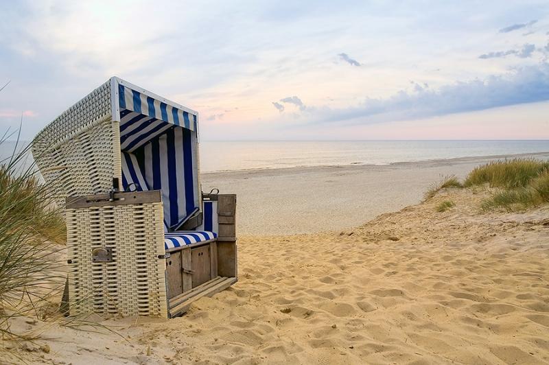3331C Strand Sylt Abendstimmung Kopie2