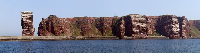 4838I-41I Helgoland Panorama