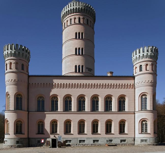8445C Jagdschloss Granitz Rügen