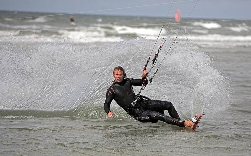 Kiting St. Peter Ording 8937-01