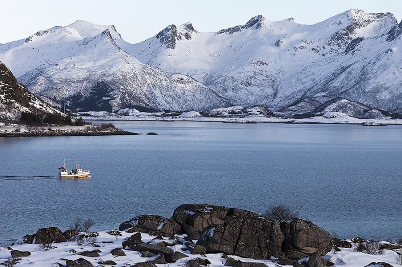 0237H-Fischerboot-Lofoten