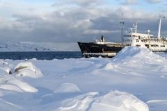 8276R-Hurtigruten-MS-Lofoten-in-Eis-und-Schnee-Nähe-Nordkapp-Kirkenes-Norwegen