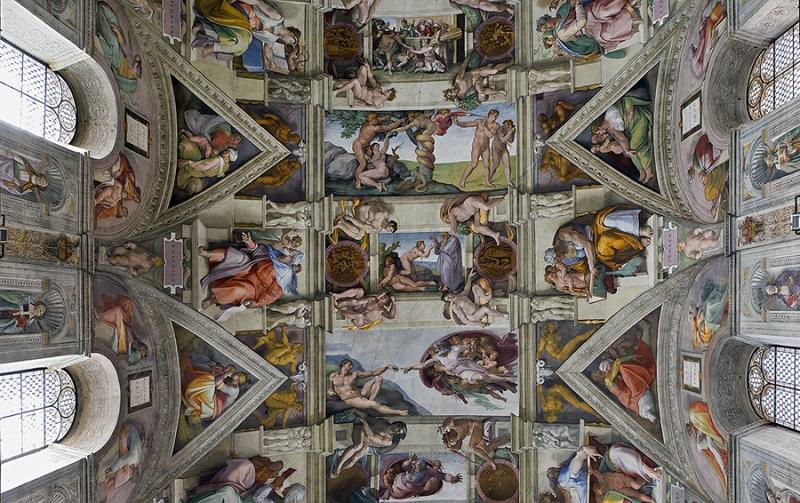 0191K-Sixtinische-Kapelle-Rom-Vatikan