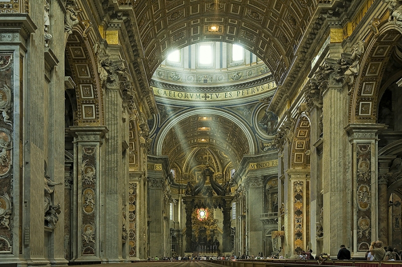 Papspalast Rom