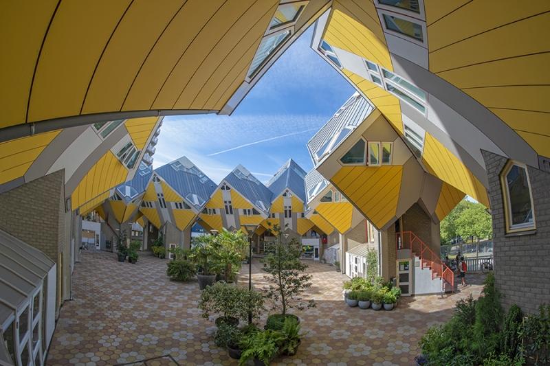 7665B-Kubus-Häuser-Rotterdam