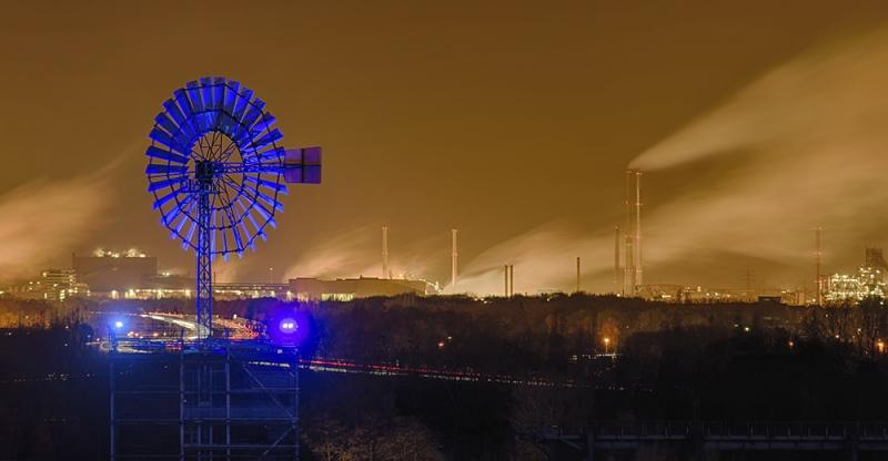 8436M-8438M-Landschaftspark-Duisburg-Nacht-HDR