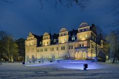 Schloss Stadthagen Winter