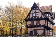 Amtspforte Stadthagen  Herbst