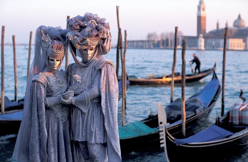 SC 23 Karneval in Venedig