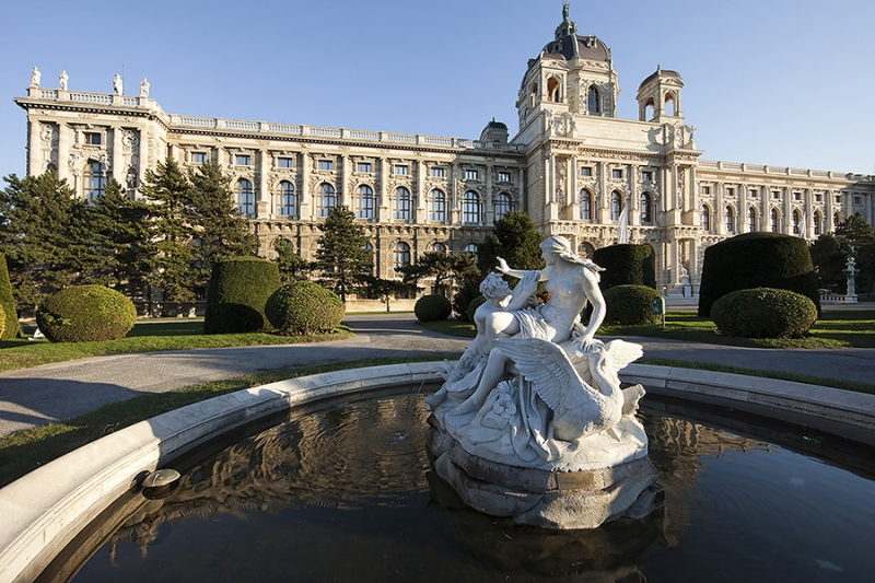 5432D-Brunnen-vor-Kunsthistorischen-Museum-Wien